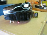 2014 OEM H-D SOFTAIL FXSB BREAKOUT BREAK-OUT OIL TANK
