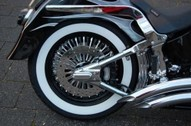 KURYAKYN INNER FENDER ACCENT for Softail 00-06  541011