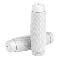 Biltwell RECOIL GRIPS, WHITE FOR 25 mm STUUR  942918
