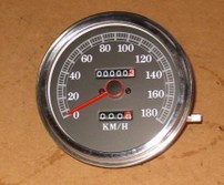 FL SPEEDOMETER, 1985-UP FACE (H)  940446