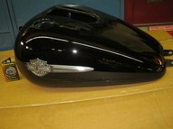 2009 Dyna Fat Bob FXDF fuel injected Gas Tank USED