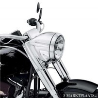 SOFTAIL 7 Inch HEADLIGHT NACELLE HOUSING KIT.  903432