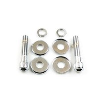 RISER BOLT KIT 1/2-13 X 2-1/2 INCH ALLEN CHROME  913228