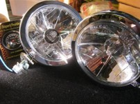 SET OEM H-D STYLE PASSING LIGHTS 4-1/2 INCH  902961